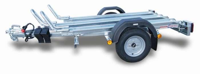 Rimorchi trasporto cose e veicoli con rampe di salita TM5