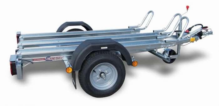 Rimorchi trasporto cose e veicoli con rampe di salita TM6