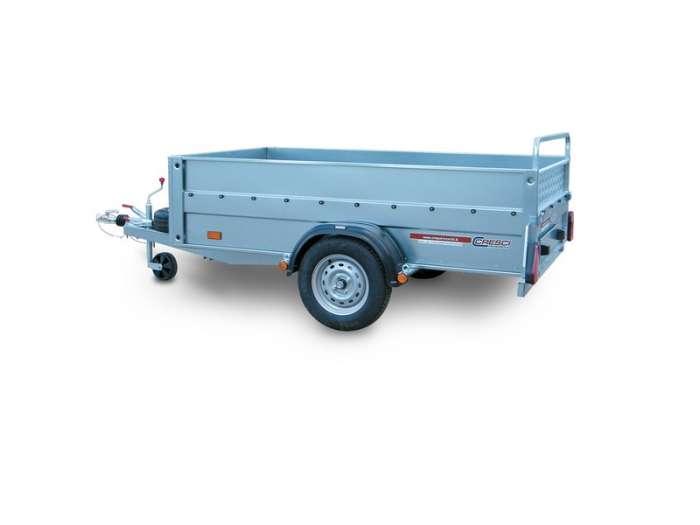 Rimorchi trasporto cose e veicoli con rampe di salita PT6CA