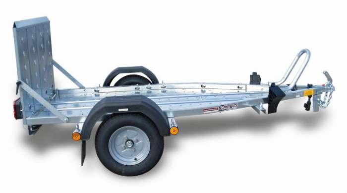 Rimorchi trasporto cose e veicoli con rampe di salita PT1