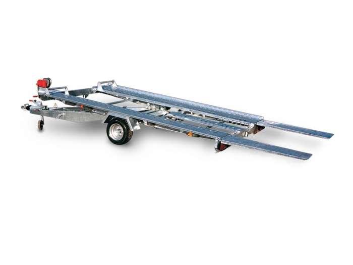 Rimorchi trasporto auto e veicoli PA14