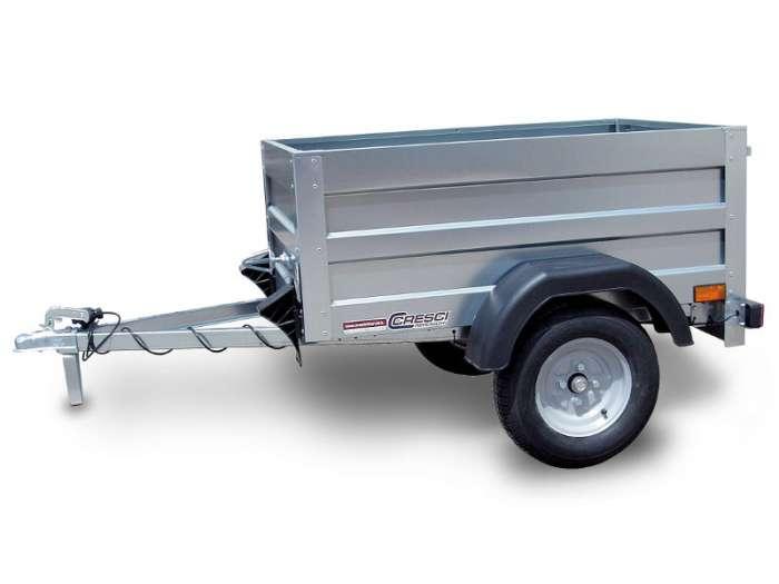 Rimorchi trasporto cose H3 S.F