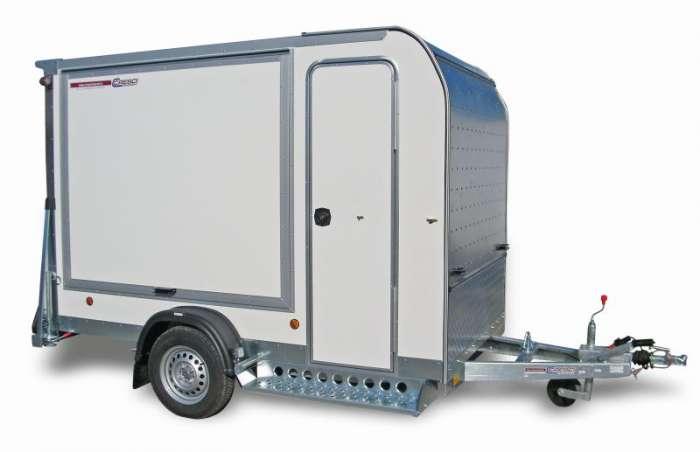 Rimorchi furgonati 750F GRAND PRIX