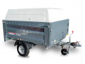 Trailers for transporting animals TC6  6 compartments