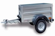 Trailers for transporting goods